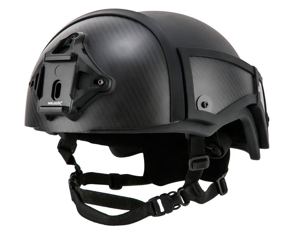 The Bastion Helmet - Rifle Resistant