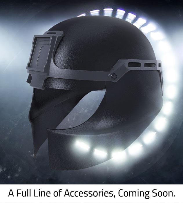 THE NEOSTEEL™ HELMET - The worlds toughest combat helmet
