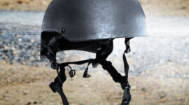 A short history of the ballistic steel helmet