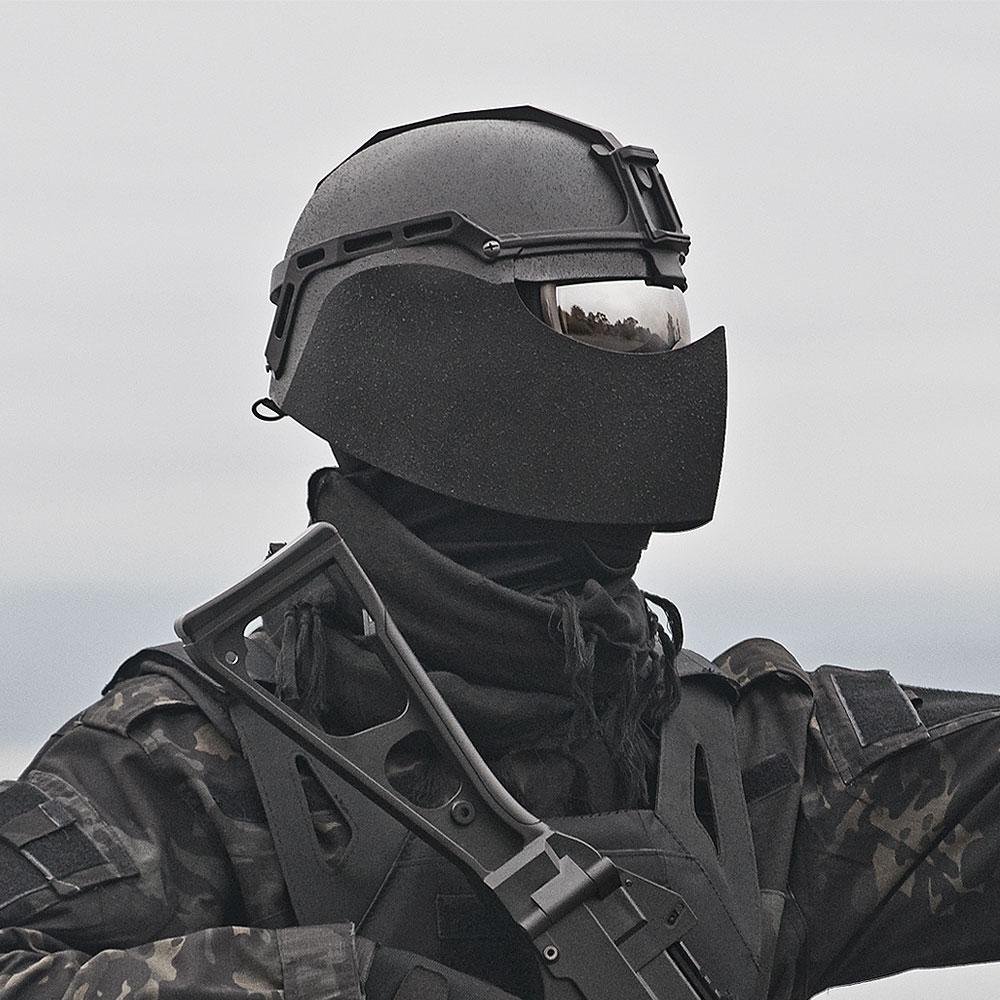 NVG mounting - The Combat Circlet - DIAMOND AGE